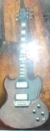 Ray Cooper Guitars - Electric Guitars
